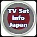 TV Sat Info Japan icon