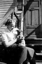 Photo: 1950 Maahin neiti, Sopukatu 19