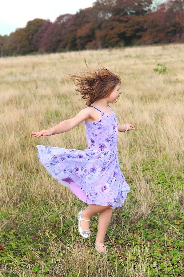 Dancing Marie by Amy-Jay Hall - Babies & Children Child Portraits ( colour, child, location, sussex, portrait )