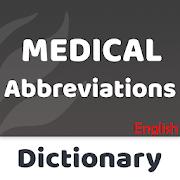 English Medical Abbreviations Dictionary offline App Report