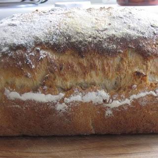 Oats And Honey Bread.