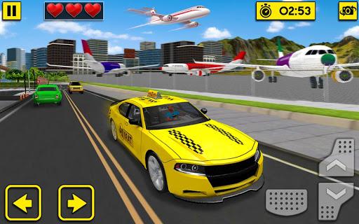 City Taxi Driving Sim 2020: Free Cab Driver Games modavailable screenshots 7