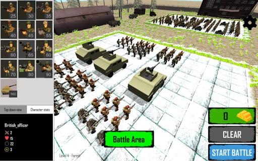 WORLD WAR 2 EPIC BATTLE SIMULATOR 1.3 screenshots 3