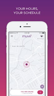 Muve Driver - náhled