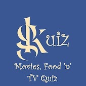 GKuiz : Movies, Food & TV Quiz
