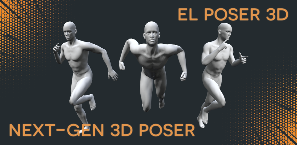 Download El Poser 3D APK latest version 1 0 6 for android