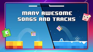Magic Jump: Geometry Monster Rhythm Dash screenshot thumbnail