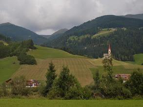 Photo: De kerk van Prato alla Drava