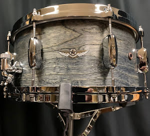 "14"" x6,5"" Tama Star Walnut - TWS1465A-SCS - Satin Charcoal Sen"