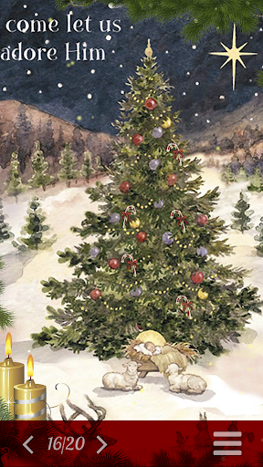 Hidden Objects Christmas Cards