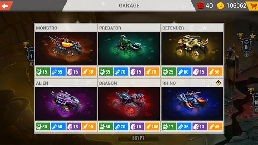 Mad Truck Challenge - Shooting Fun Race apkdebit screenshots 12