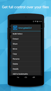 App B1 File Manager and Archiver APK for Windows Phone