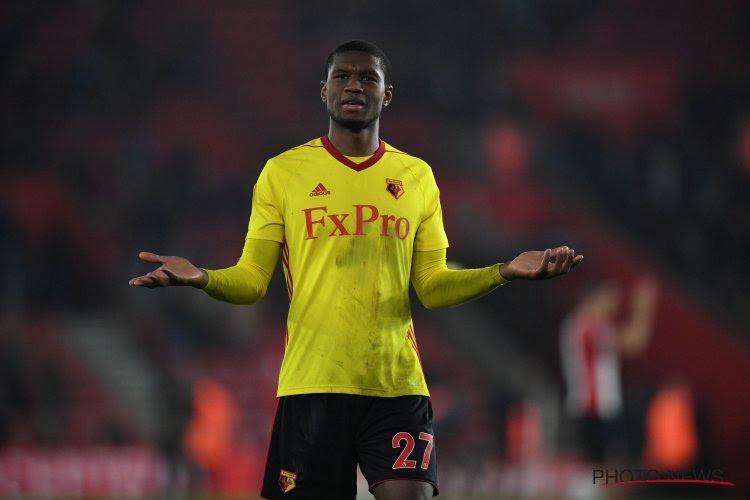 Premier League : Kabasele et Benteke se quittent sur un match nul