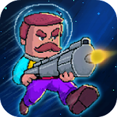 Super Mustache- platform action adventure fun game