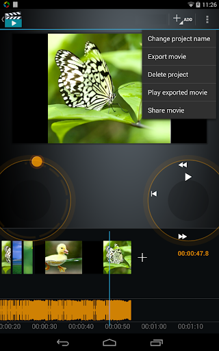 Video Maker Movie Editor screenshot 10