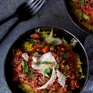 Lamb Ragù {Paleo and Gluten-free}.