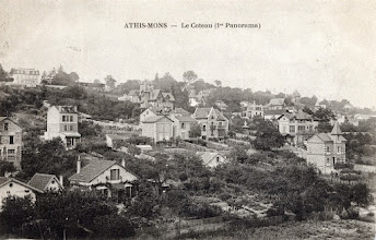 Photo: Athis-Mons — Le Coteau (1er Panorama)
