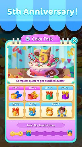 Jellipop Match: Open your dream shop! 6.7.6 screenshots 1