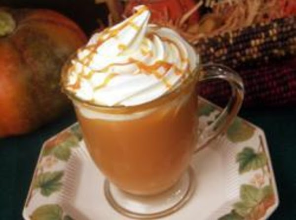 Hot Caramel Apple Cider Recipe