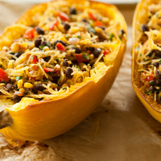 Spicy Spaghetti Squash Recipes.