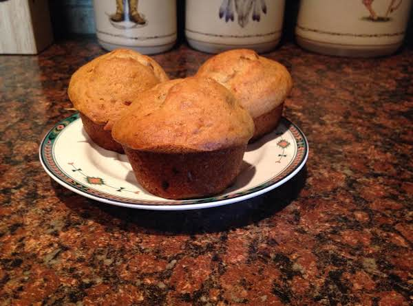Favourite Banana Muffins Recipe