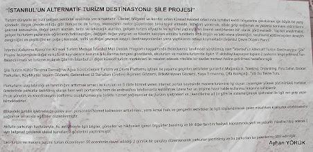 Photo: Ağva Deresi   Ağva - 17.05.2014