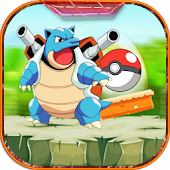 blastoise adventure run