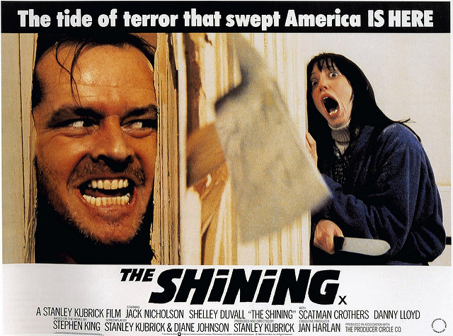 1980 The Shining,  Stanley Kubrick, Filming Locations | por brizzle born and bred
