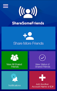ShareSomeFriends- screenshot thumbnail