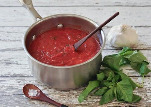 One-Pot Marinara Sauce