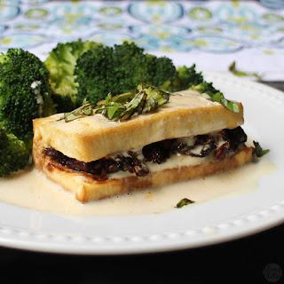 Garlic Basil Tofu Recipes
