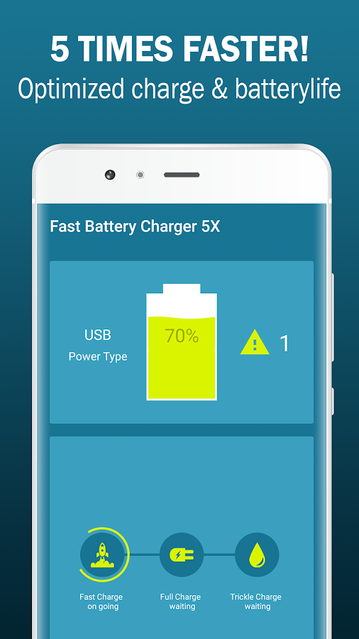 Ultra Charger: Super Fast x4- screenshot