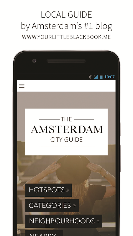 Amsterdam City Guide -YOURLBB- screenshot