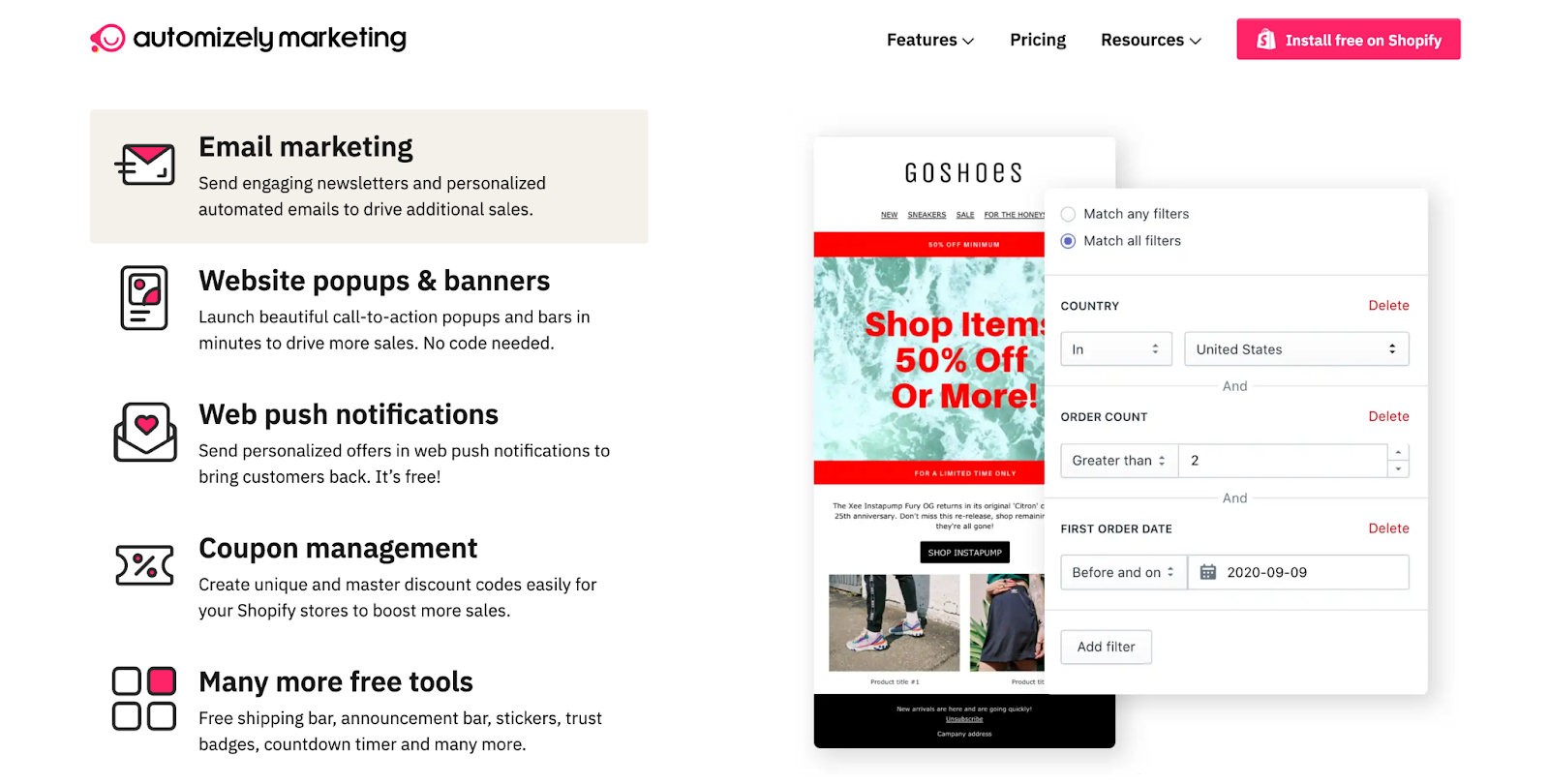 Best Shopify Email Marketing App 2021