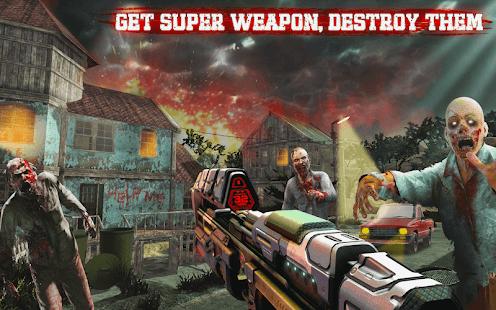 Zombie Dead Trigger Absolute Target 1.0 APK + Mod (Free purchase) إلى عن على ذكري المظهر