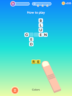 Letter Bounce - Word Puzzles- screenshot thumbnail