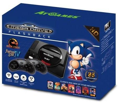 Image result for sega flashback mini