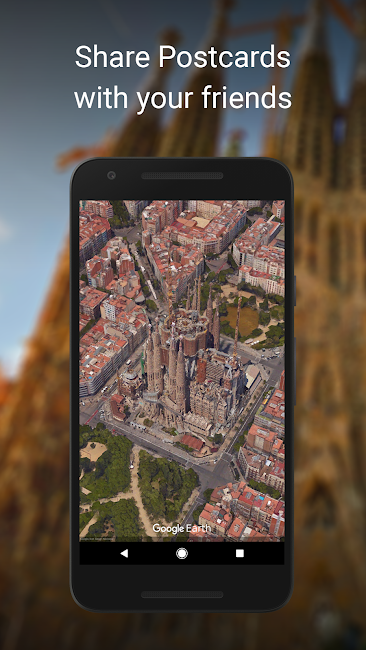 #3. Google Earth (Android)