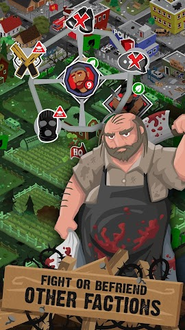 android Rebuild 3: Gangs of Deadsville Screenshot 13