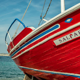 by Thomas Lane - Transportation Boats