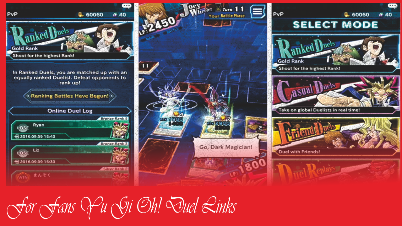 tips yu gi oh duel links android apps on google play