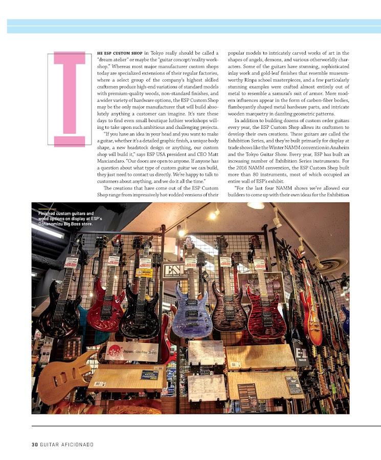 Guitar Aficionado- screenshot