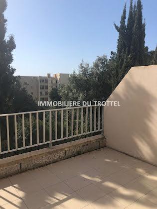 Location duplex 2 pièces 43 m2