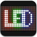 Led sign board: led scrolling text with emojis🕺🏼 icon