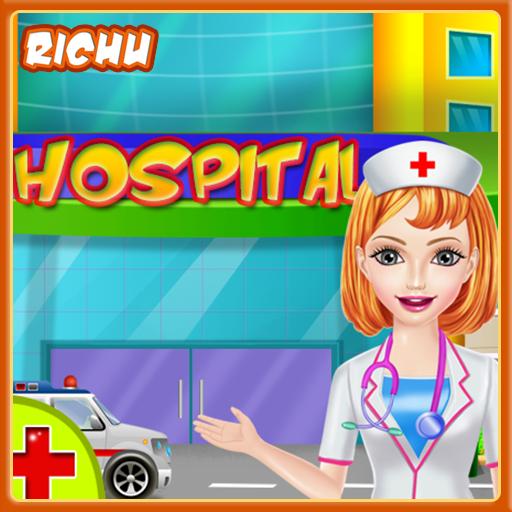 Hospital Surgery Game