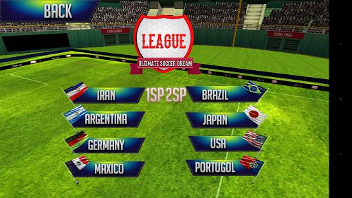 League Ultimate Soccer Dream 1.0 screenshots 3
