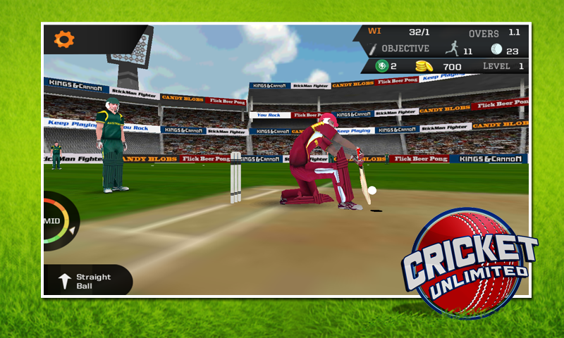 Cricket Unlimited- screenshot