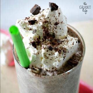 Thin Mint Milkshake