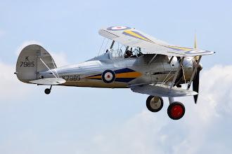 Photo: Gloster Gladiator Mk1