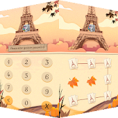 Tải AppLock Theme Eiffel Tower APK